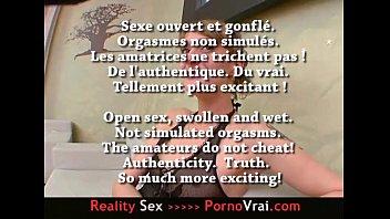 FRENCH amateur Evy adore la sodomie thumbnail