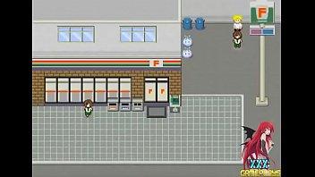 Hentai Game Pixel Town | EP 3