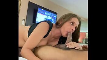 T'Ann Splitz sloppy deep throat