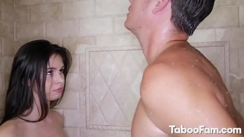 Taylor Reed Sucks Cock and Screwed by Bad Stepbro