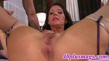 milf gets her ass licked