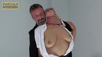 PASCALSSUBSLUTS - Busty Stunner Gina Varney Hammered by Master