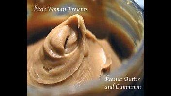 Pixie Woman Pea nut Butter and Cum Cum