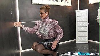 Classy european slimed