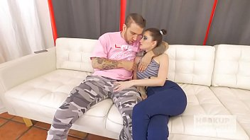 Hailey starr milf Petite teen meets up with guy she met online