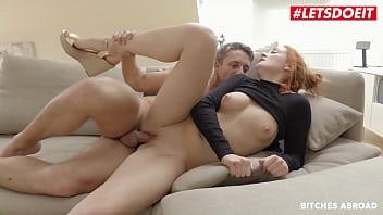 LETSDOEIT - #Eva Berger #Lutro - Russian MILF Tourist Hardcore Sex With Teasing Local Lover