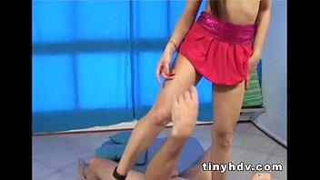 Petite Latina teen pussy Lucy Martinez 52 5 min