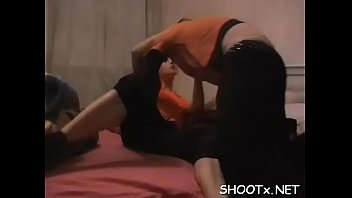 Amateur boyfriend films his sexy paramour doing nasty stuff 5分钟