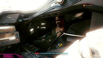 Cyberpunk 2077 Panam Sex Scene