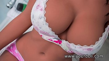 Streaming Video yourdoll Ebony sex doll ass big - XLXX.video