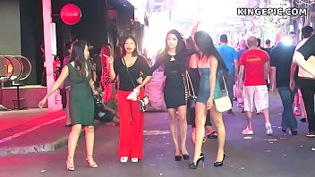 Pattaya, Thailand - The Hottest Place For Naughty Action!