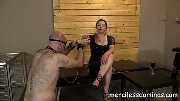 Humiliated By Goddess Sophia - Mistress In Generous Mood