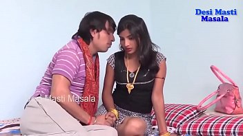 Hot Desi Romance With Hot Bhabhi And Her Servant