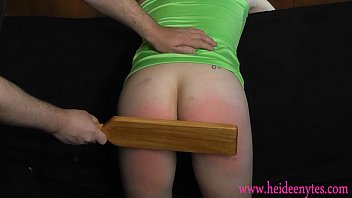 Spank brush clip Miss behave gets spanked for partying trailer hd