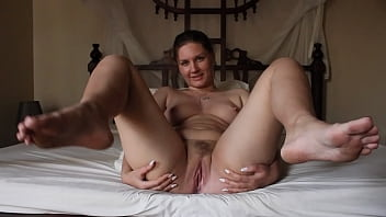 slut wife shows off