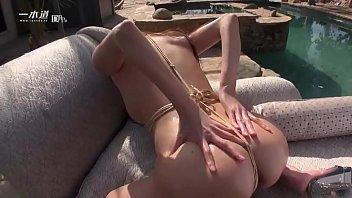 美巨乳熟女女優朝桐光ちゃんが一本道シリーズ「グラマラス」でそのパーフェクトボディを披露!  1