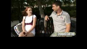 Redhead Teen Slut Gets Pregnant thumbnail