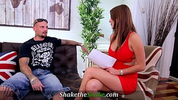 Shake The Snake - Big Tits Wife Cheats with Inked Bad Boy