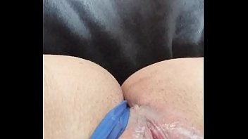 Imagining that I have a cock inside my vagina ... I'm very horny