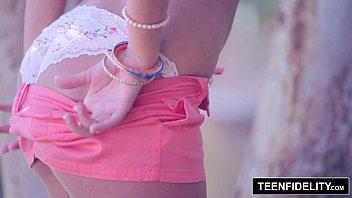 Teenfidelity Perky Tittied Teen Creampied Deep