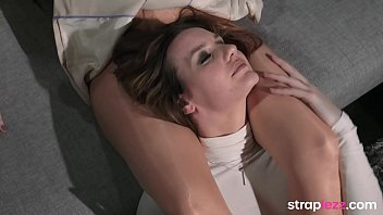 Girlfriends making strapon sex tape
