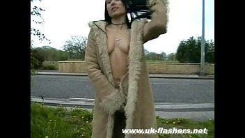 Dark Isis in Public Nudity