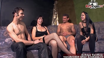 deutsche amateur swinger party mit amateur paaren