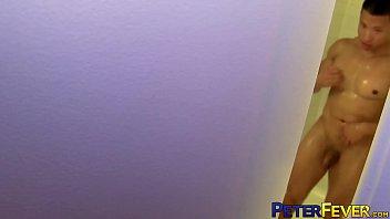 Peterfever Asian Jock Jessie Lee Barebacked In The Shower