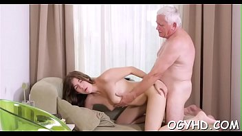 Hot amature pussy eating - Old fellow eats juvenile pussy