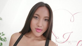 Facialized with TAP May Thai 5on1 Balls Deep Anal, DAP & TP