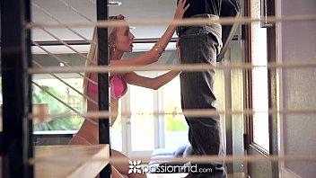 Passion-HD - Sierra Nevadah sucks and fucks her boyfriends cock