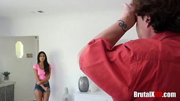 Daddy Has No Tolerance For Stepdaughters Nonsense - Sophia Leone