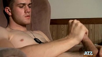 Gorgeous young boy gay - Gorgeous bryce empties his nads