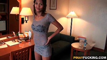Slim Filipina Prostitute Gives A Sensual Blowjob