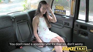 Fake Taxi Horny flexible American sweetheart