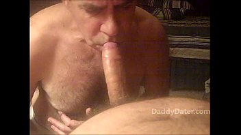 Lesbian and gays contacts - Emptying my balls in an older guys mouth
