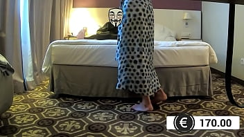 I fuck my first escort girl for 170 euros 13分钟