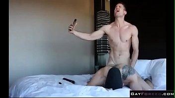 Anal gay deep penetration - Horny boys deep anal fucking