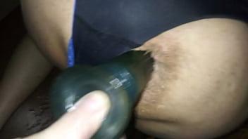 Ky dildo - Me taking dildo anal at hook novelty in lex ky