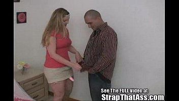 Anal bead femdom Tony loves anal toys and being fucked in the ass with a strap on