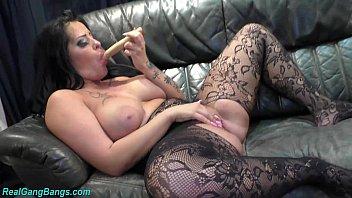 thumb Ashley Cum Star In Wild Orgy