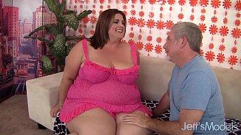 Super sexy fat BBW Erin hardcore sex 8 min