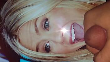 Jennifer Aniston Cum Tribute digital version