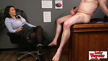 Streaming Video Nasty british femdom chick watching jerk - XLXX.video
