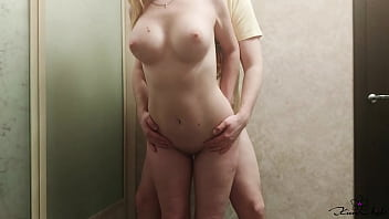 Blonde Fucked Hard In Different Poses And Gets A Cumshot On Pussy
