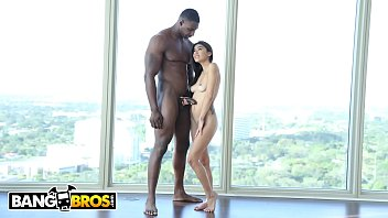 Latin girls black dicks free video - Bangbros - michelle martinez gets her latin pussy stretched out with a big black cock