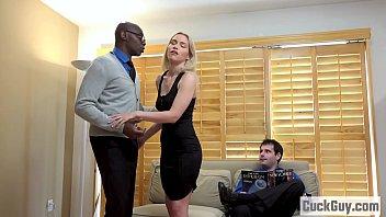 Humiliated cuckold husband - Karter Foxx 8 min