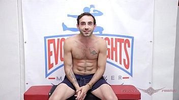 Charlotte Cross naked wrestling fight fucked hard by Jake Adams
