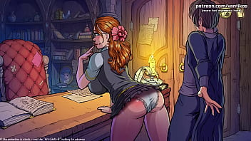 Innocent Witches | Big Ass College Teen With Huge Boobs Gets Teacher's Cum On Her Hot Body | My Sexiest Gameplay Moments | Part #9