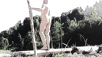 nudist fool